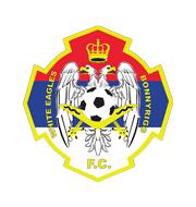 Логотип футбольный клуб Бонниригг Уайт Иглз