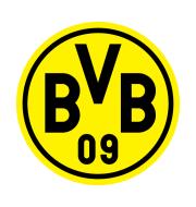 Логотип футбольный клуб Боруссия-2 (Дортмунд)