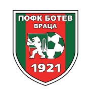 Логотип футбольный клуб Ботев (Враца)