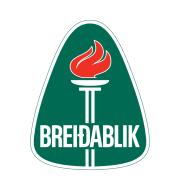 Логотип футбольный клуб Брейдаблик (Коупавогюр)