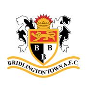 Логотип футбольный клуб Бридлингтон Таун