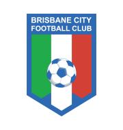 Логотип футбольный клуб Брисбен Сити