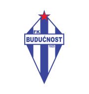 Логотип футбольный клуб Будучность (Подгорице)