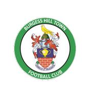 Логотип футбольный клуб Бургесс-Хил Таун