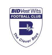 Логотип футбольный клуб БИДВест Витс (Йоханнесбург)