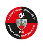 Логотип футбольный клуб Чикжереда (Меркуря-Чук)