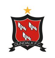 Логотип футбольный клуб Дандолк