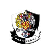Логотип футбольный клуб Дартфорд