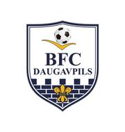Логотип футбольный клуб Даугавпилс