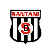 Логотип футбольный клуб Депортиво Сантани (Сан Эстанислао)