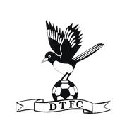 Логотип футбольный клуб Дерехэм Таун