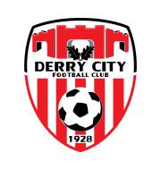 Логотип футбольный клуб Дерри Сити
