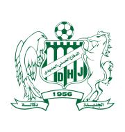 Логотип футбольный клуб Дифаа (Эль-Жадида)