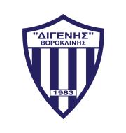Логотип футбольный клуб Дигенис Ороклинис