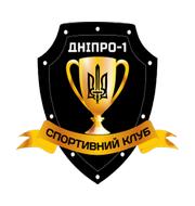 Логотип футбольный клуб Днепр-1