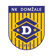 Логотип футбольный клуб Домжале