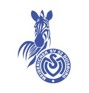 Логотип футбольный клуб Дуйсбург