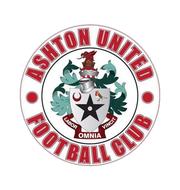 Логотип футбольный клуб Эштон Юнайтед (Эштон-андер-Лайн)