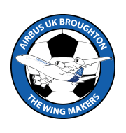 Логотип футбольный клуб Эйрбас (Броугтон)