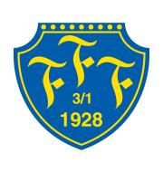 Логотип футбольный клуб Фалькенберг