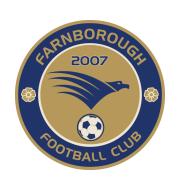 Логотип футбольный клуб Фарнборо