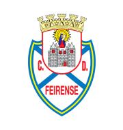 Логотип футбольный клуб Фейренсе (Санта-Мария-да-Фейра)