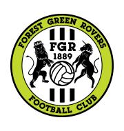 Логотип футбольный клуб Форест Грин Роверс (Нейлсворт)
