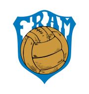 Логотип футбольный клуб Фрам (Рейкьявик)