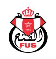 Логотип футбольный клуб ФУС Рабат