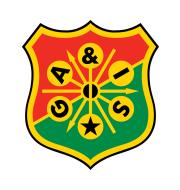 Логотип футбольный клуб ГАЙС (Гетеборг)