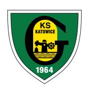 Логотип футбольный клуб ГКС Катовице