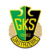 Логотип футбольный клуб ГКС Ястржебие