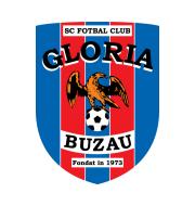 Логотип футбольный клуб Глория Бузэу