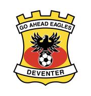 Логотип футбольный клуб Гоу Эхед Иглс (Девентер)
