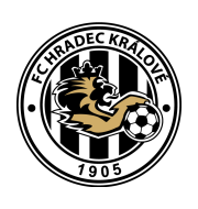 Логотип футбольный клуб Градец-Кралове