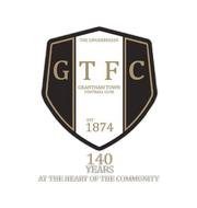 Логотип футбольный клуб Грантем Таун