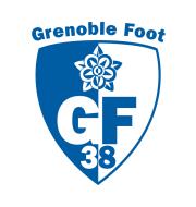 Логотип футбольный клуб Гренобль