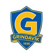 Логотип футбольный клуб Гриндавик