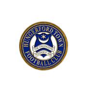 Логотип футбольный клуб Хангерфорд Таун