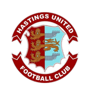 Логотип футбольный клуб Хастингс Юнайтед