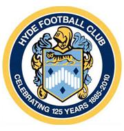 Логотип футбольный клуб Хайд