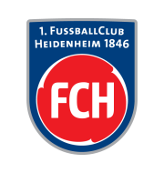 Логотип футбольный клуб Хайденхайм (Хайденхайм-на-Бренце)