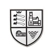 Логотип футбольный клуб Хэмптон и Ричмонд (Лондон)