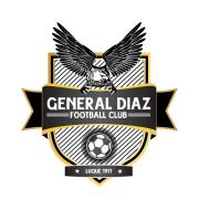Логотип футбольный клуб Хенерал Диас (Луке)