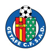 Логотип футбольный клуб Хетафе