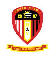 Логотип футбольный клуб Хейс энд Йединг
