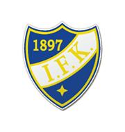 Логотип футбольный клуб ХИФК (Хельсинки)