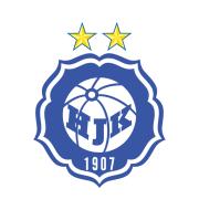 Логотип футбольный клуб ХИК (Хельсинки)