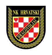 Логотип футбольный клуб Хрватски Драговольяц (Загреб)