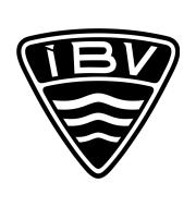 Логотип футбольный клуб ИБВ (Вестманнаэйяр)